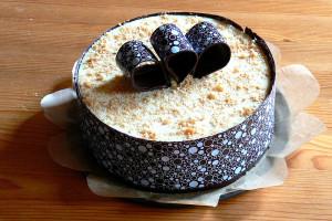 Ganachový dort