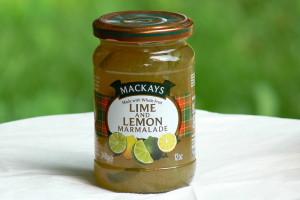 limetkovo-citronový džem