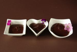 čokoládový pudink domácí