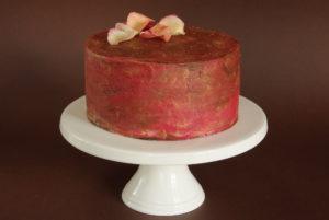 čokoládový dort s likérem