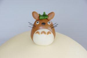 marcipánový Totoro