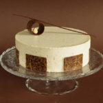 dort s oříškovou pěnou