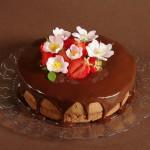 dort s pařížskou šlehačkou