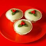 vánoční cupcakes
